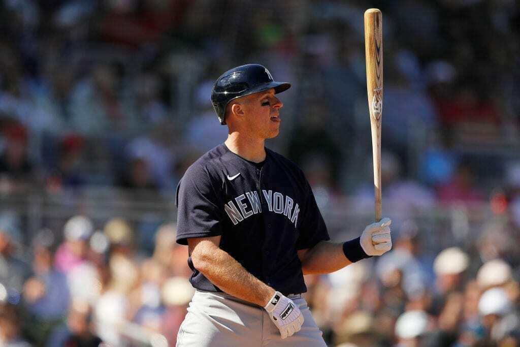 New York Yankees, Erik Kratz