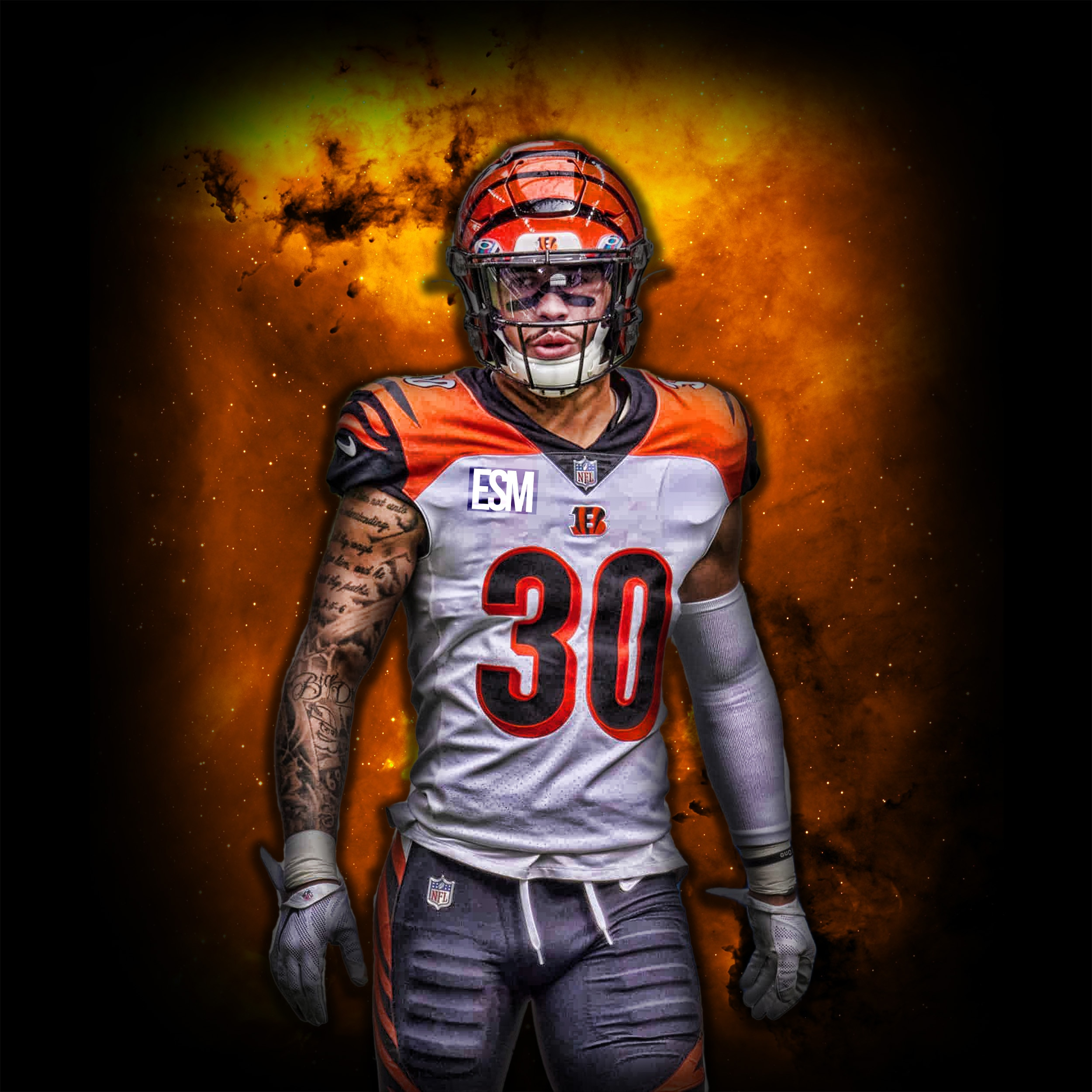 New York Giants: Bengals safety Jessie Bates could be a problem ...