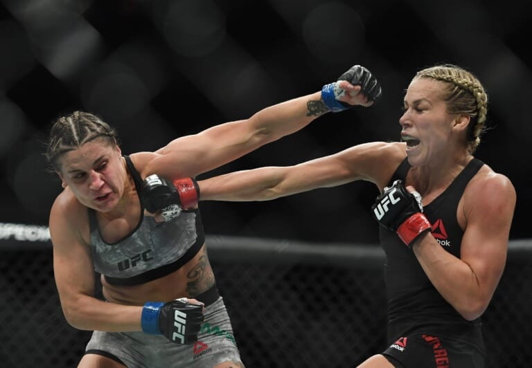 After another solid win at UFC 262, what's next for Katlyn Chookagian?