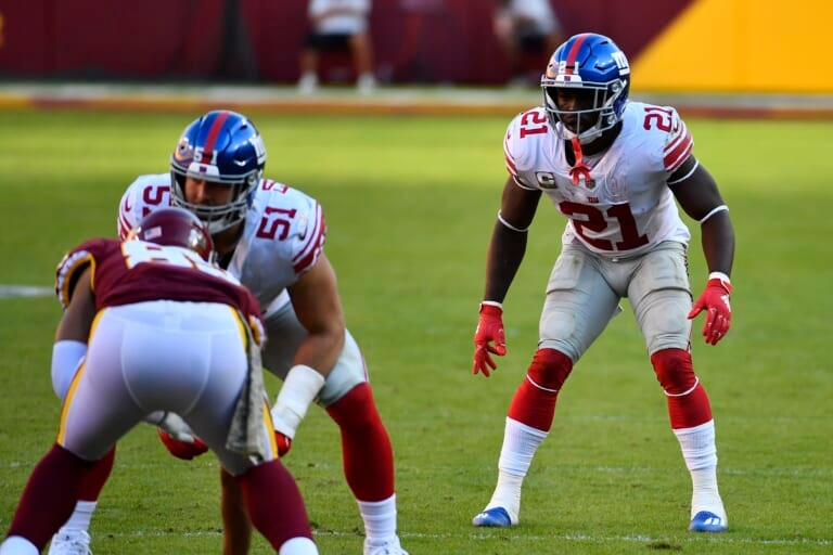New York Giants secondary lacking according to PFF rankings