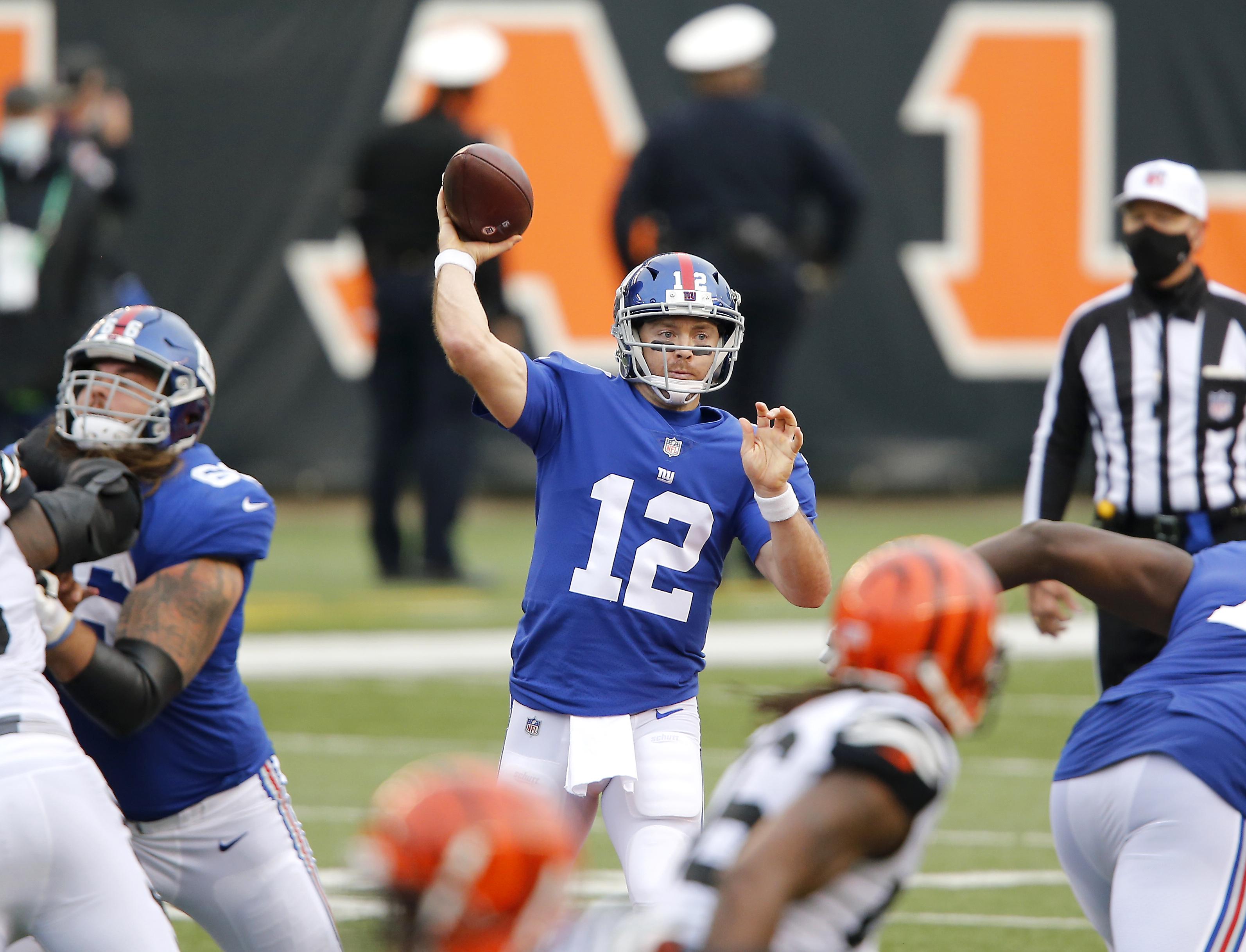 New York Giants, Colt McCoy