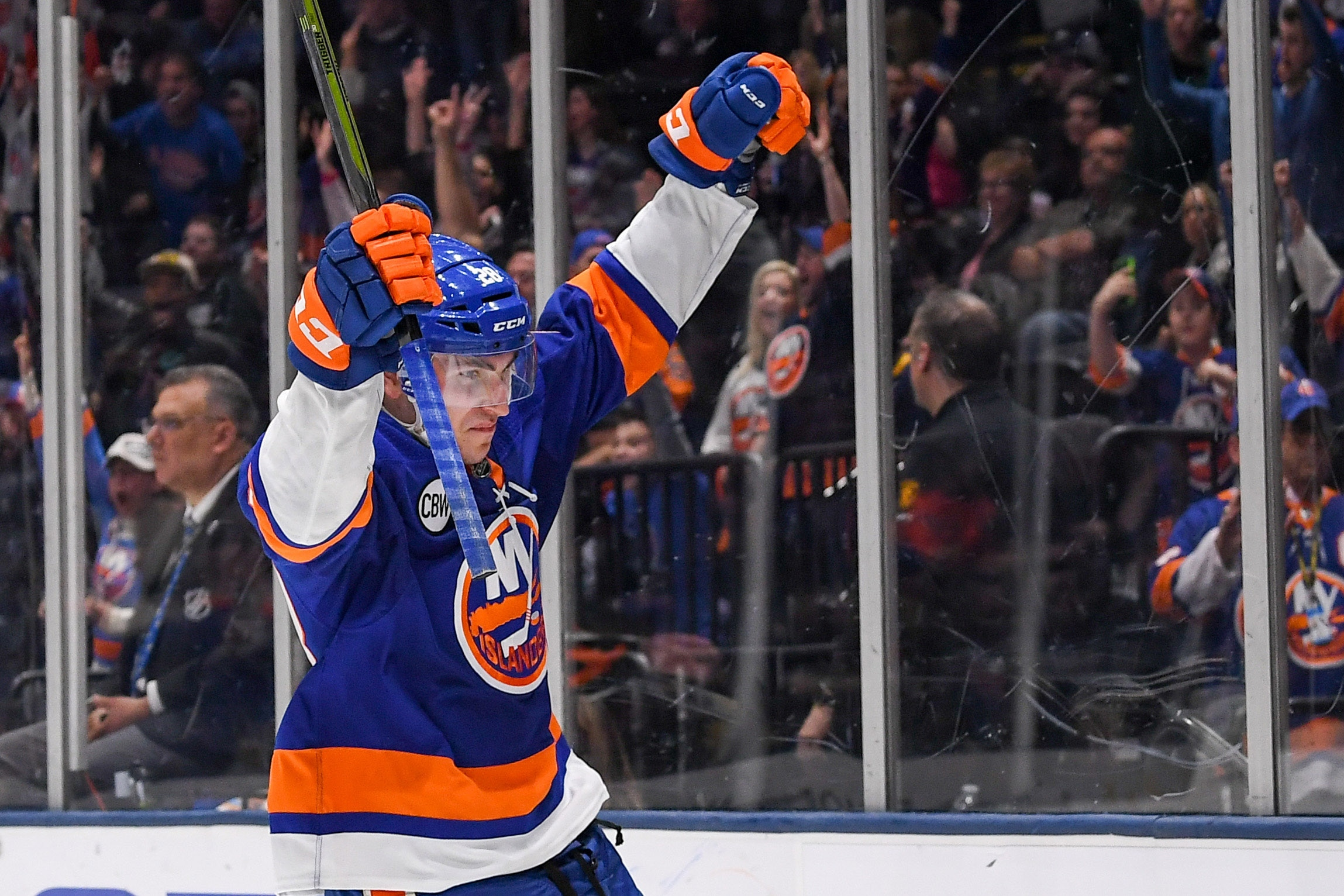 Michael Dal Colle, New york Islanders