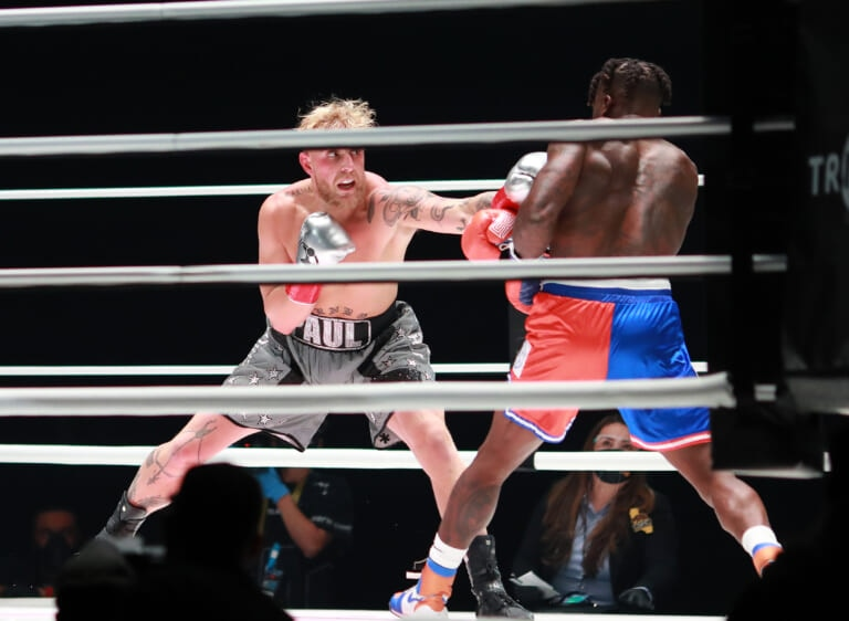More to lose in tonight's boxing match: Jake Paul or the sport of MMA?