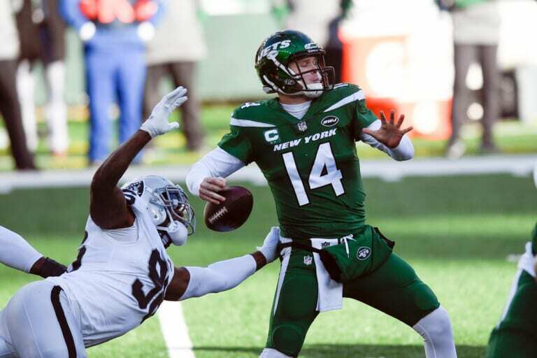 Sayonara Sam: Darnold's best plays with the New York Jets