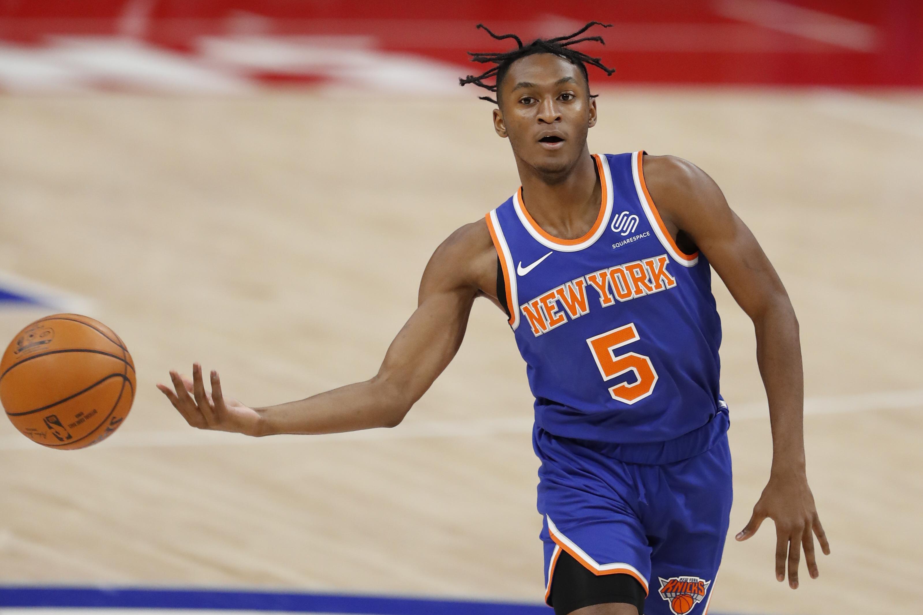 Immanuel Quickley, New York Knicks