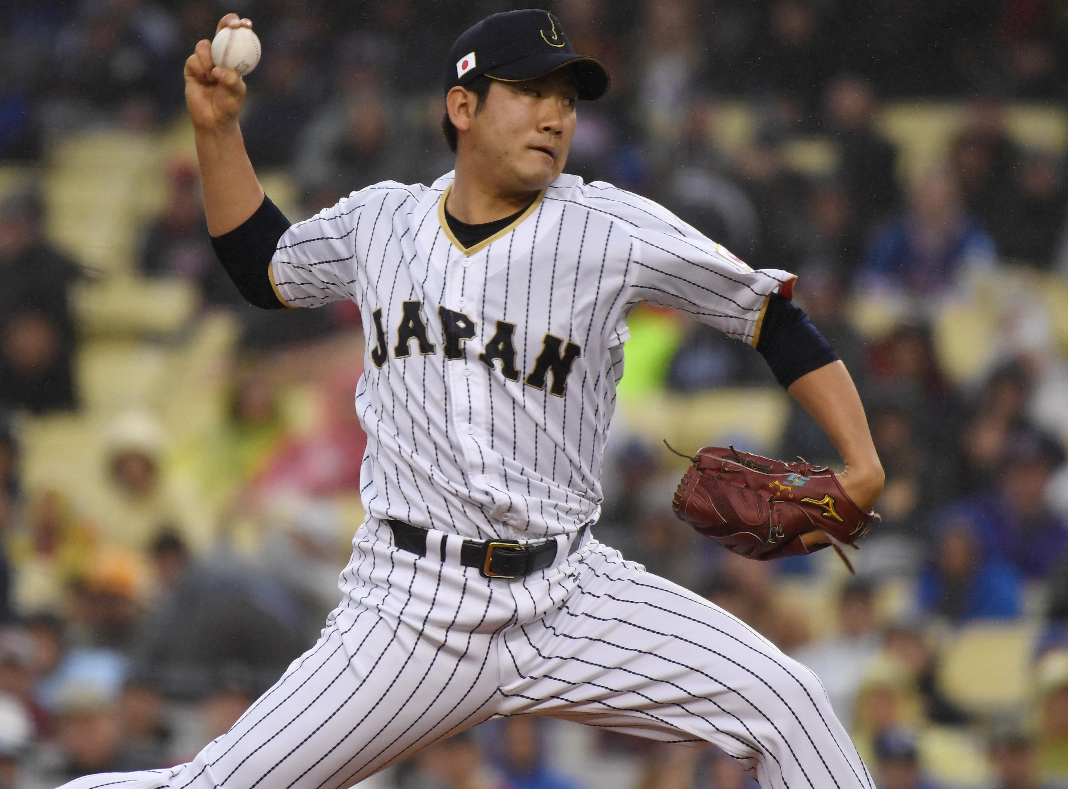 Tomoyuki Sugano, New York Yankees