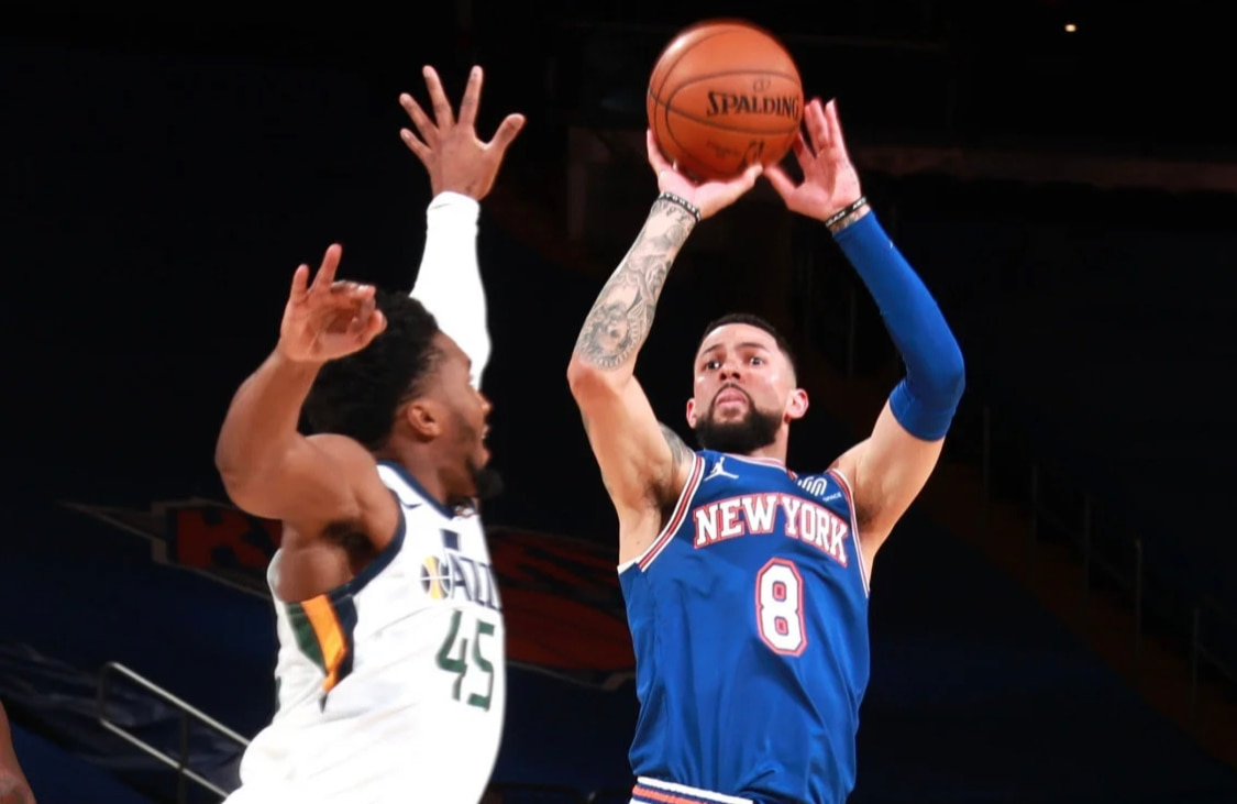 New York Knicks, Austin Rivers