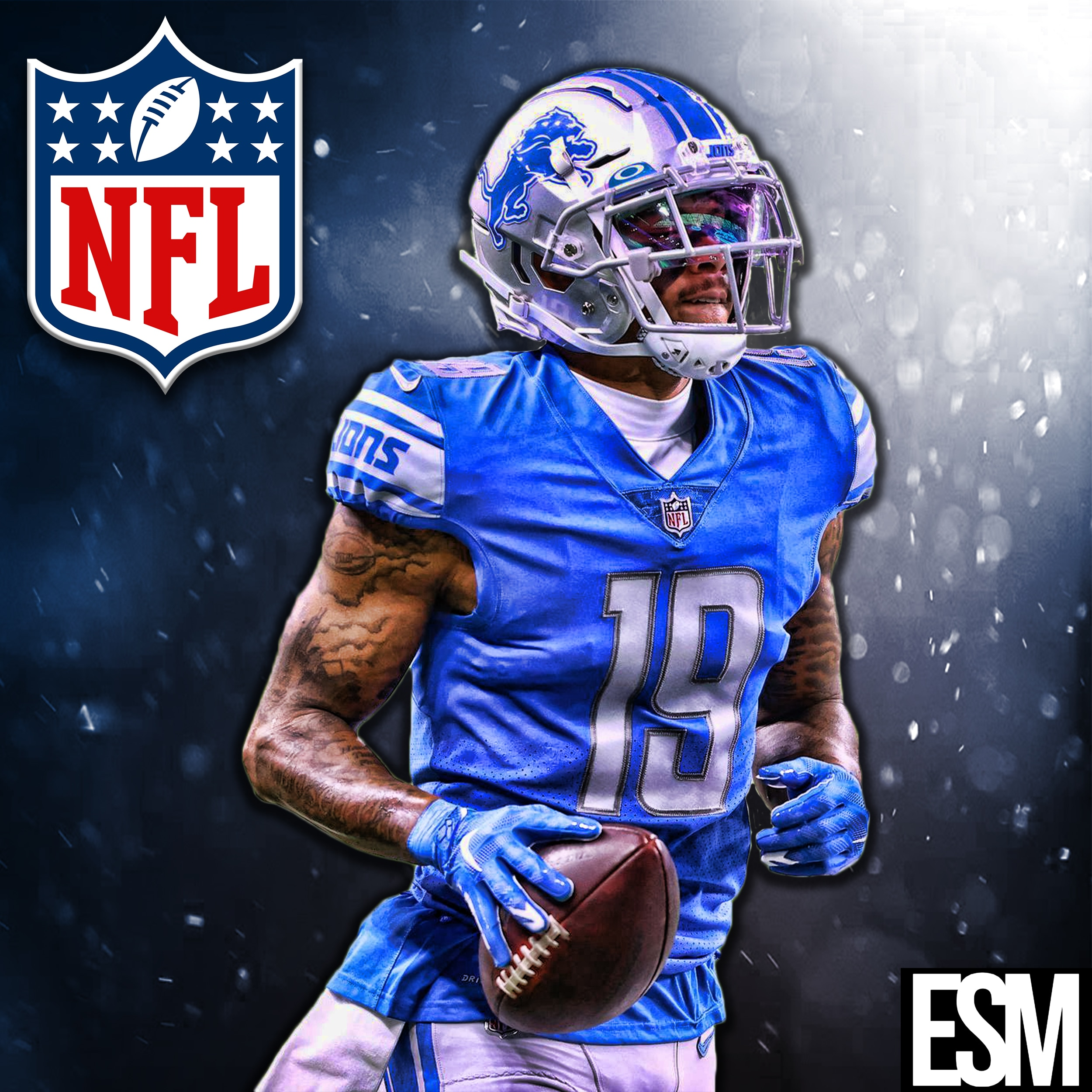 New York Giants, Kenny Golladay