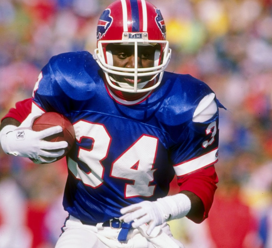Thurman Thomas, Buffalo Bills