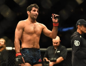 After winning his seventh in a row at UFC 262, what's next for Beneil Dariush?