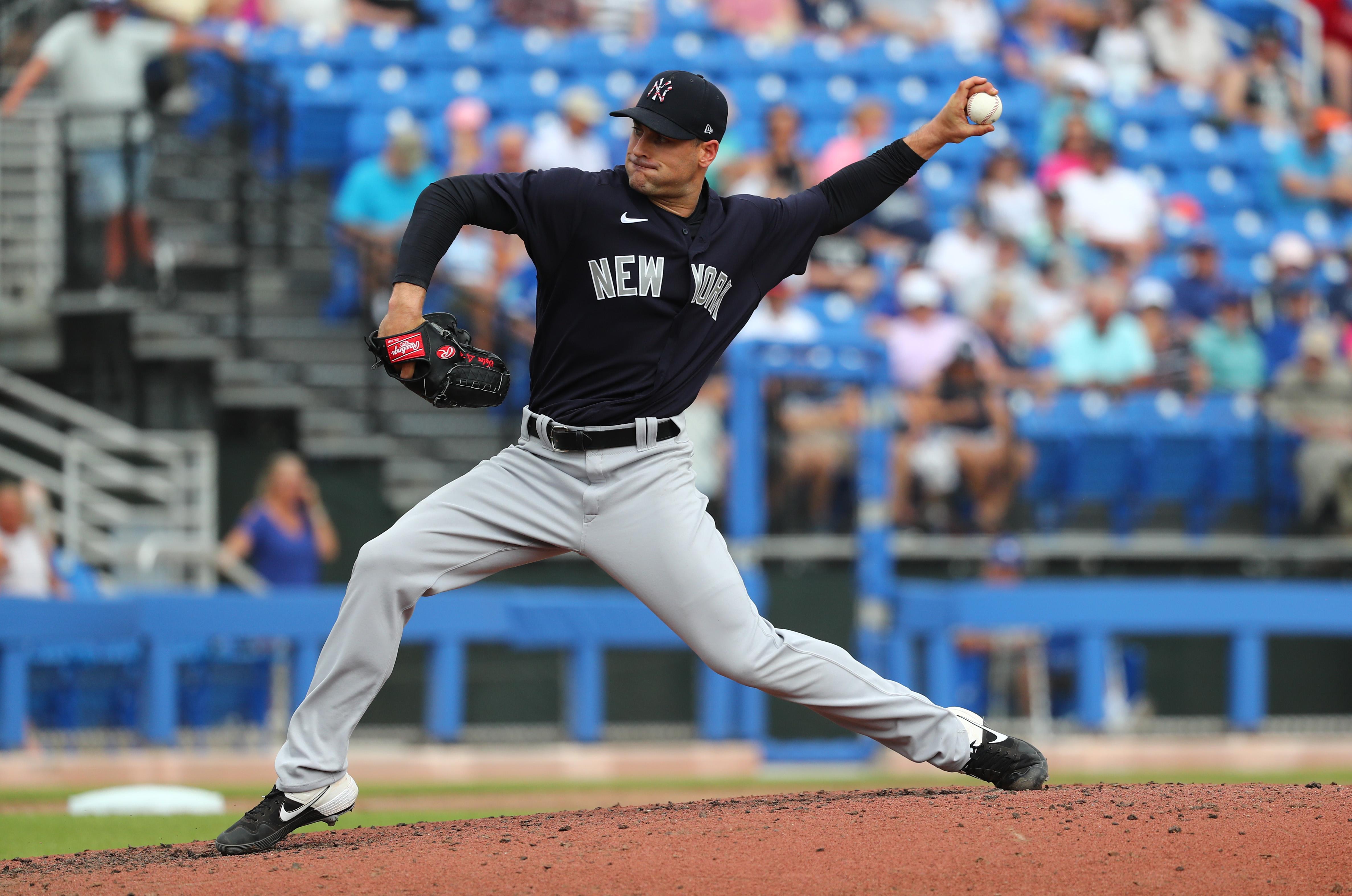 New York Yankees, Tyler Lyons