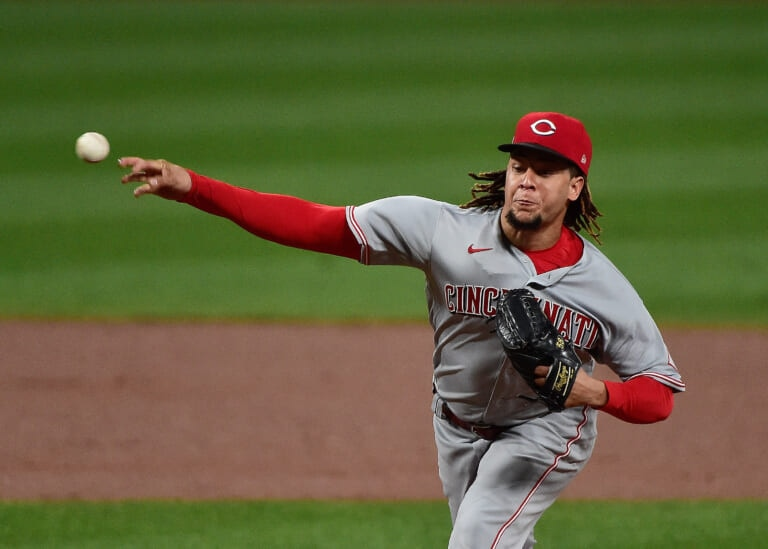 What would the New York Yankees have to give up for star pitcher Luis Castillo?