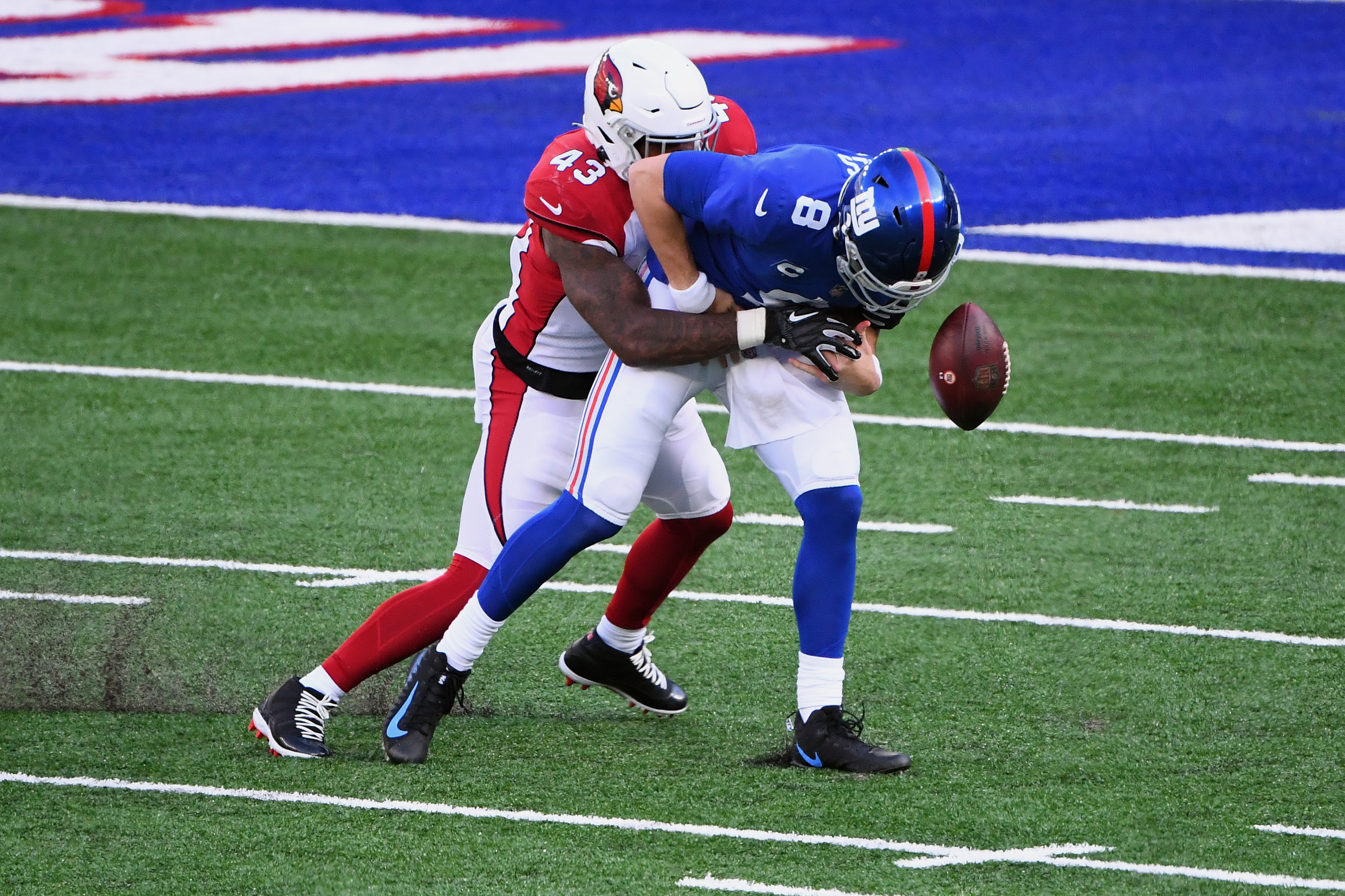 New York Giants, Hasson Reddick