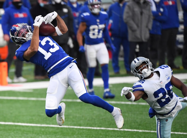 New York Giants: Can Dante Pettis find his way onto the active roster?