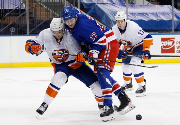 The New York Rangers need some quick remedies for Saturday night