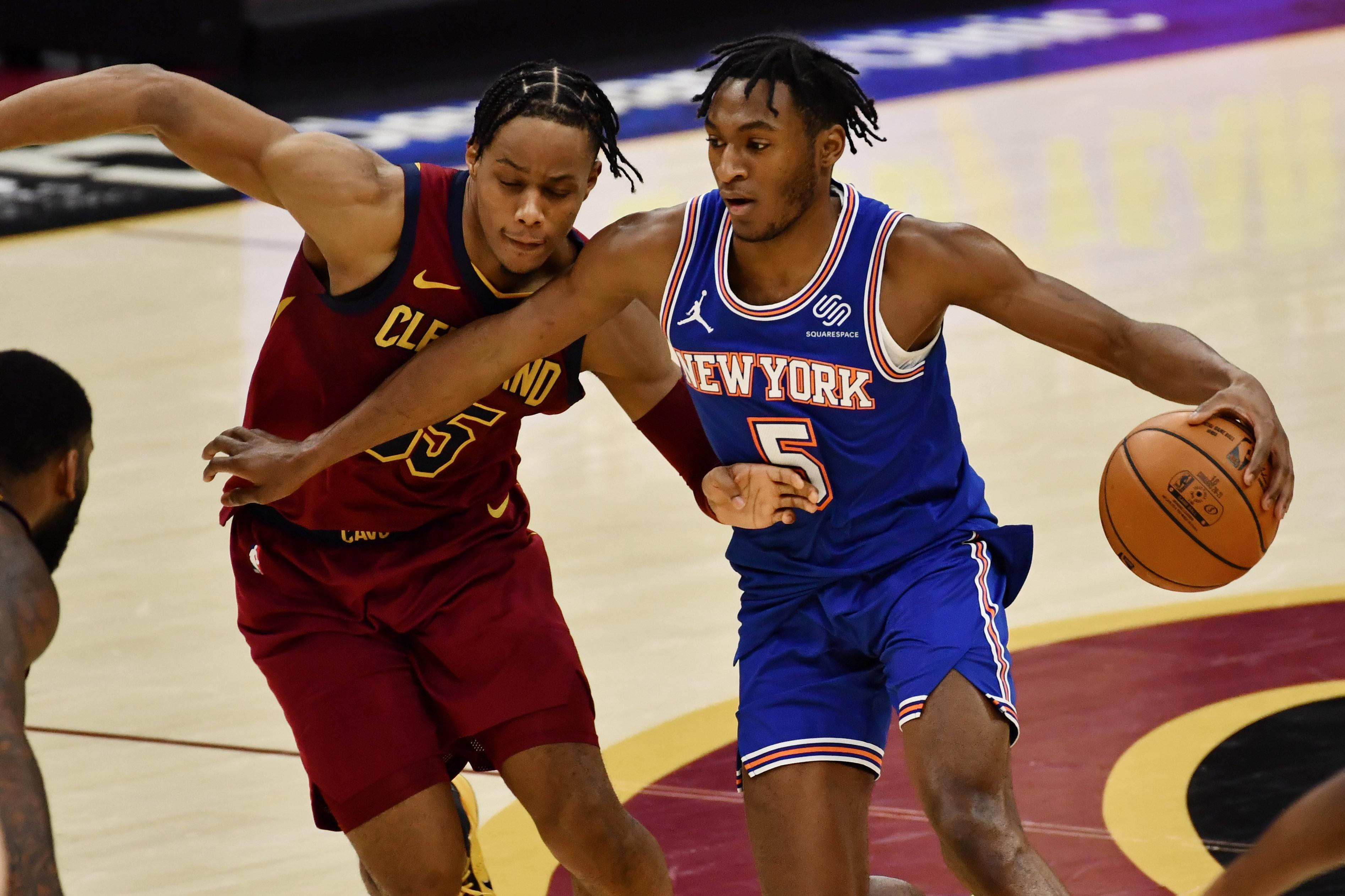 New York Knicks, Immanuel Quickley
