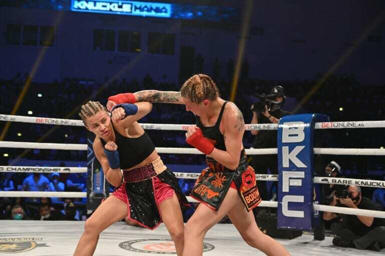 Paige VanZant releases statement after second straight BKFC loss: 'I'm still smiling'