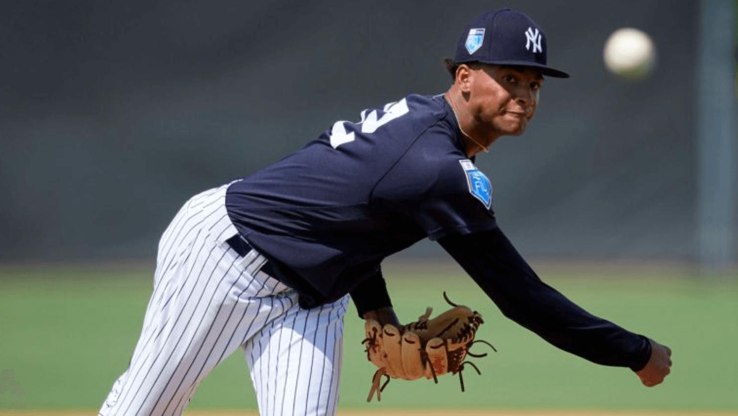 New York Yankees, luis gil