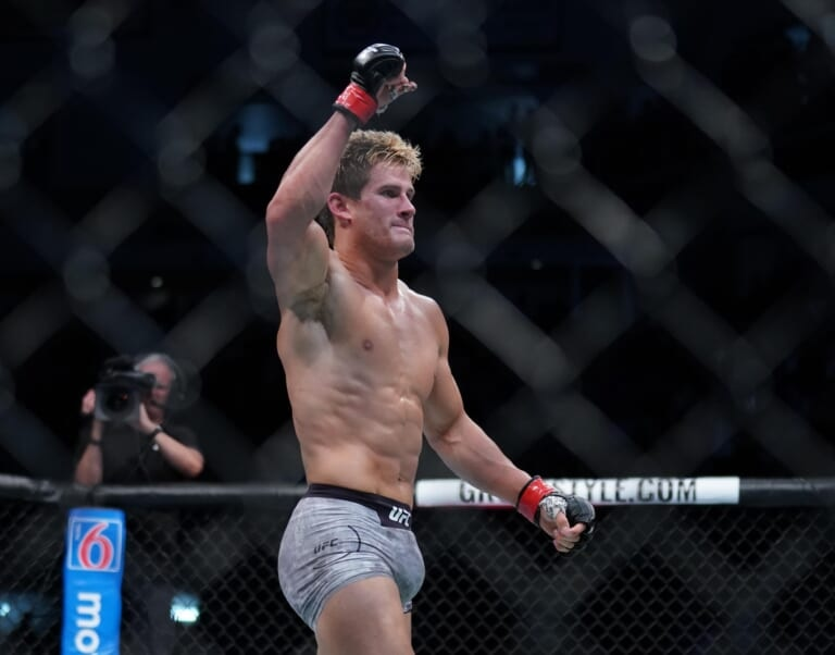 Sage Northcutt out of One Championship bout against Shinya Aoki