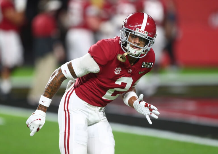 Should the New York Giants draft CB Patrick Surtain at 11?