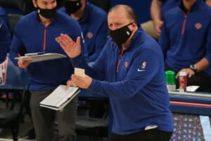 Knicks: Missing out on the lottery feels strange but represents a massive positive