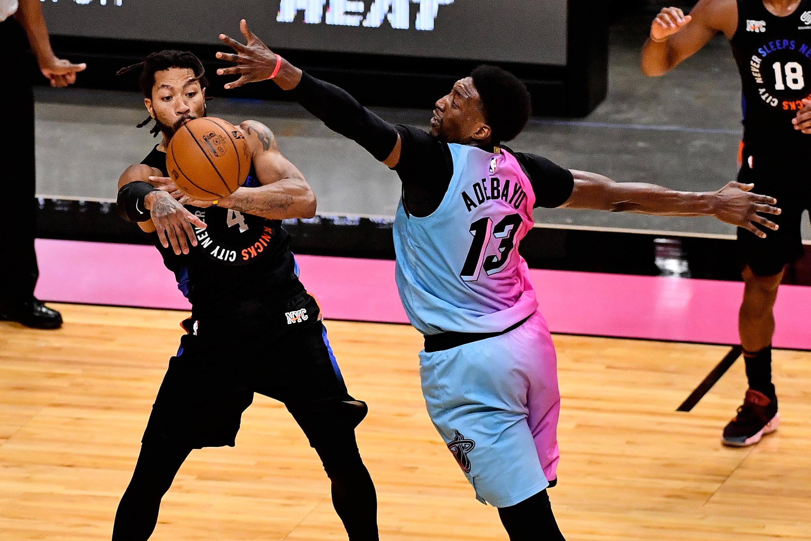 New York Knicks, Derrick Rose