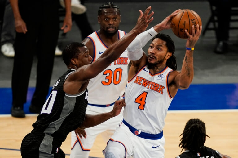 The New York Knicks might have already made their prized trade