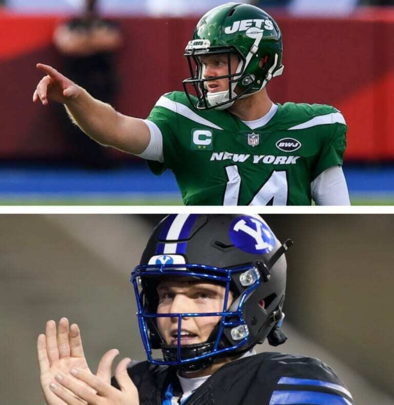 New York Jets: Sam Darnold and Zach Wilson can't mix