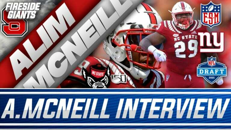 ESM EXCLUSIVE INTERVIEW: NC State DL prospect Alim McNeill speaks ahead of NFL Draft