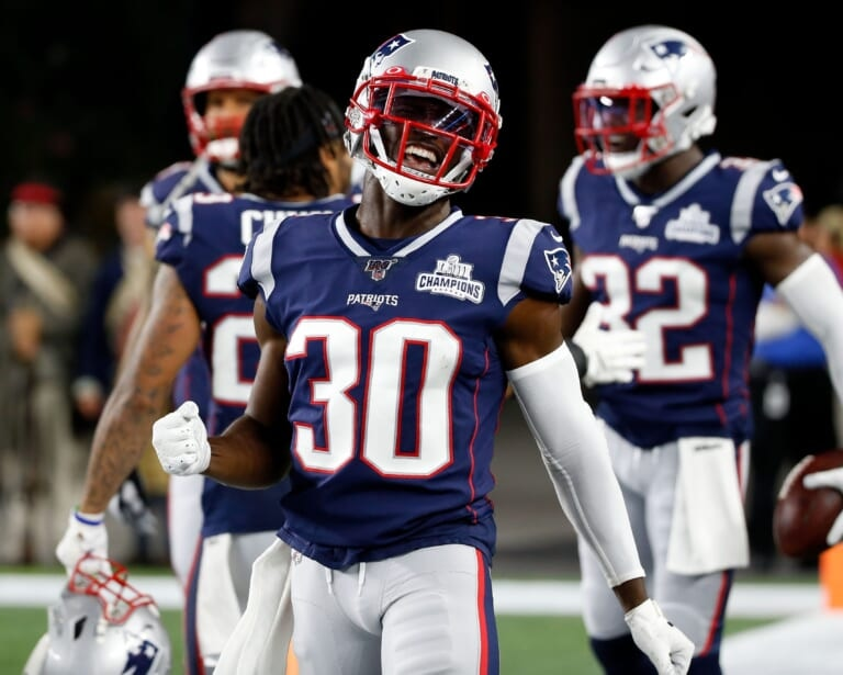Giants to host former Patriots corner Jason McCourty on a free-agent visit