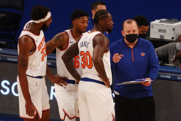 Just how great was the Knicks' defense under Tom Thibodeau during 2020-21 season?