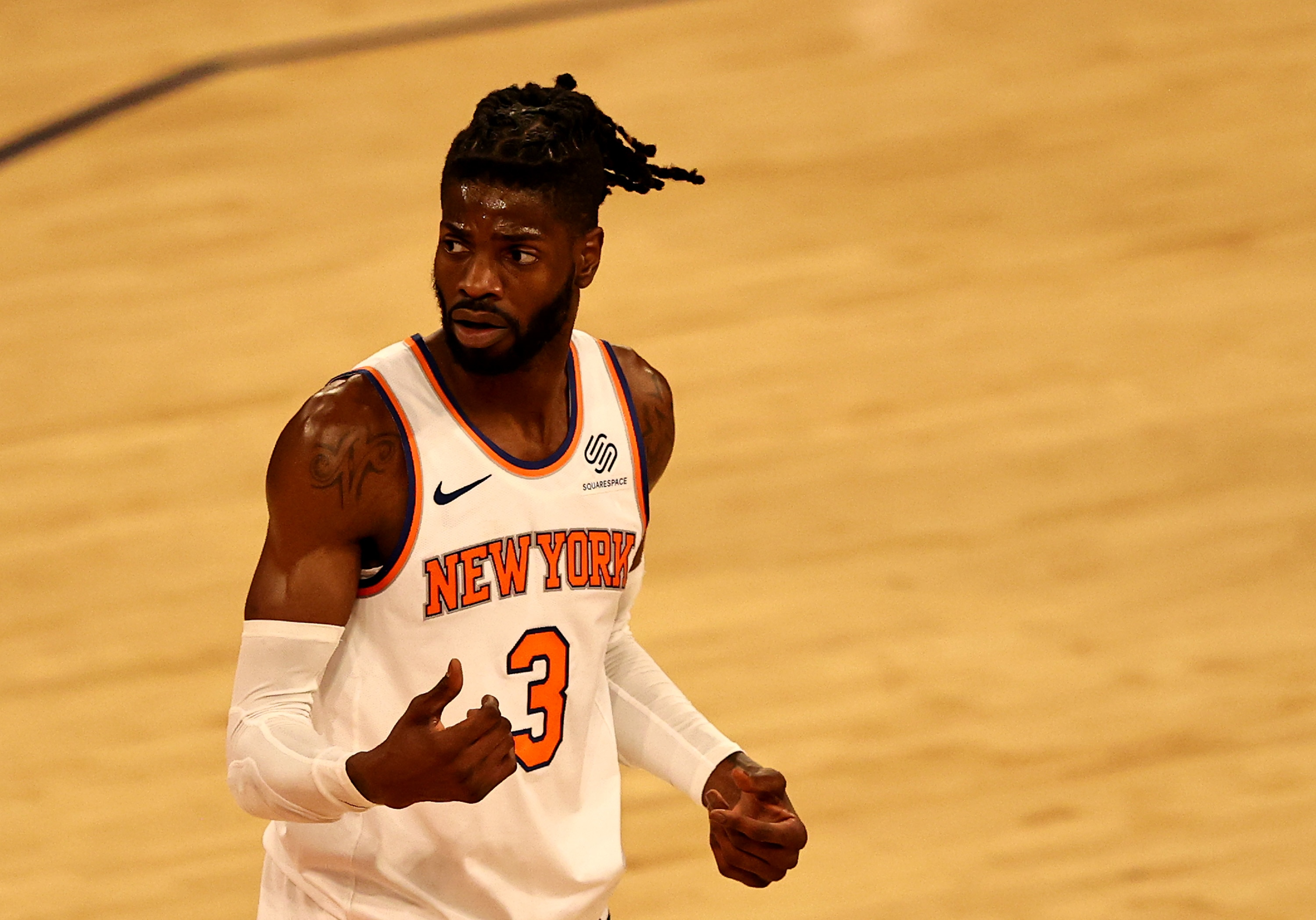 nerlens noel, new york knicks