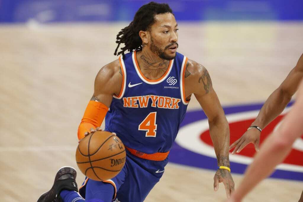 Derrick Rose details what makes the Knicks so special this season