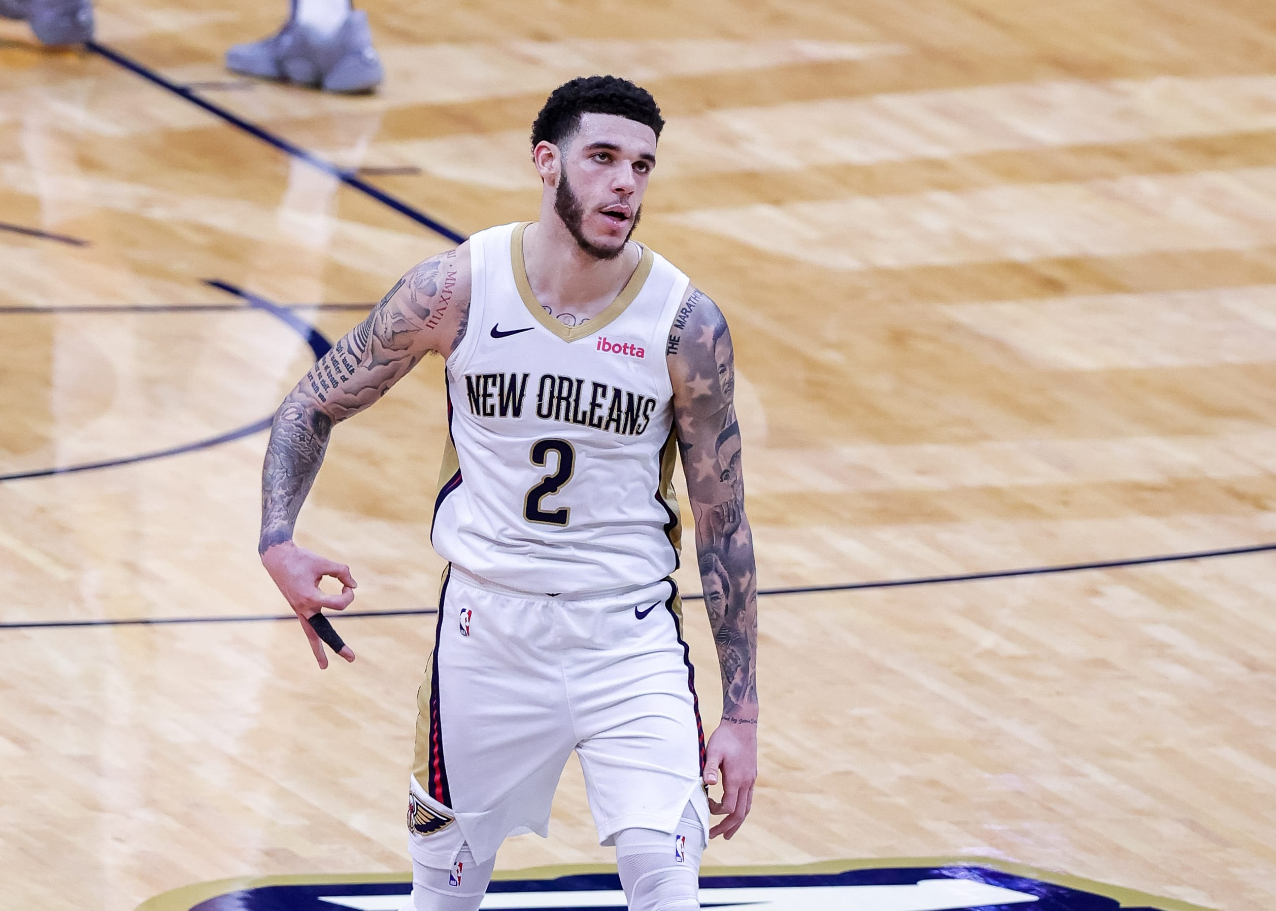 New York Knicks, Lonzo Ball