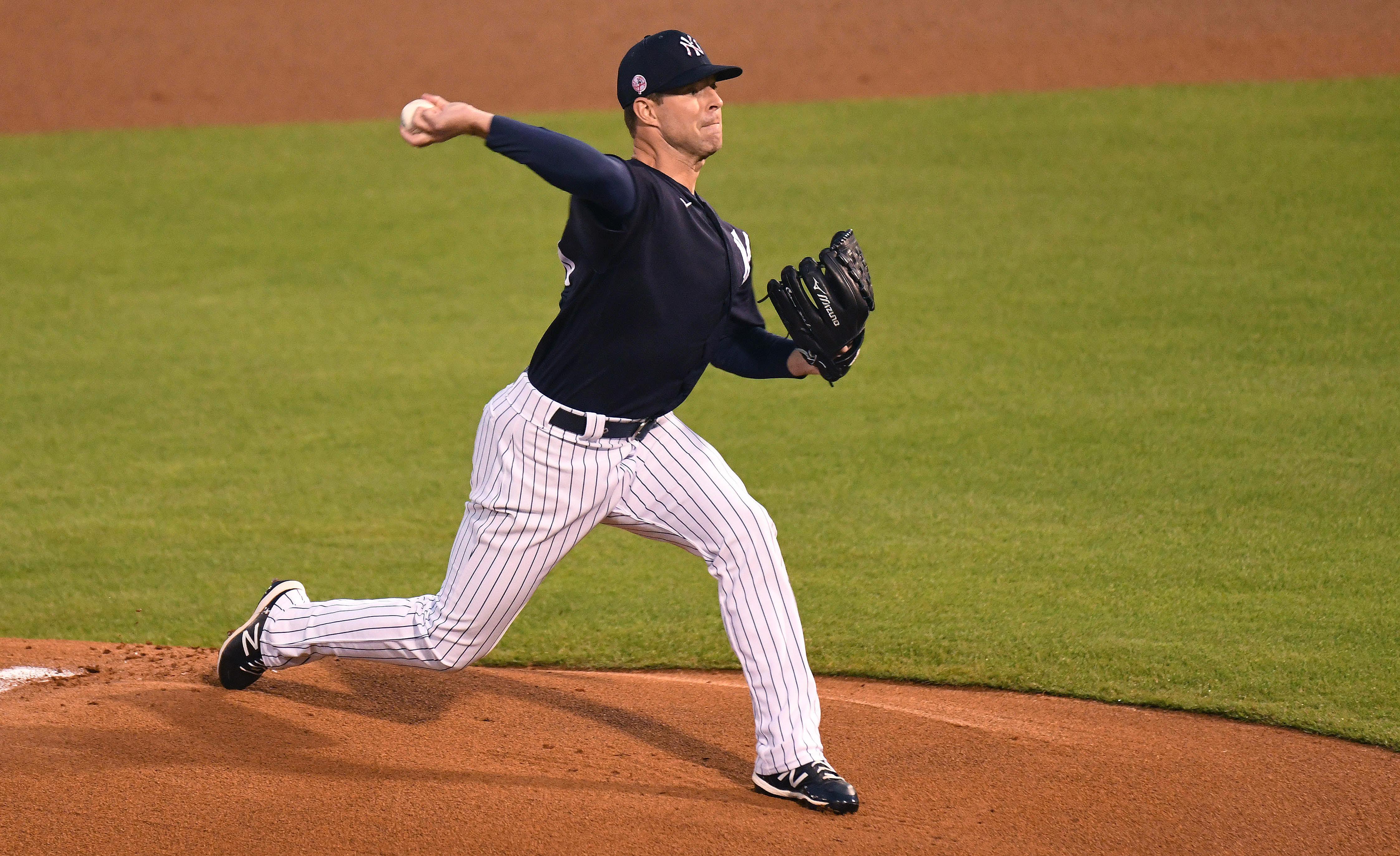 New York Yankees, Corey Kluber