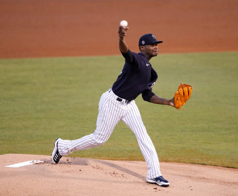 Yankees: Starter impresses during rehab outing in Triple-A