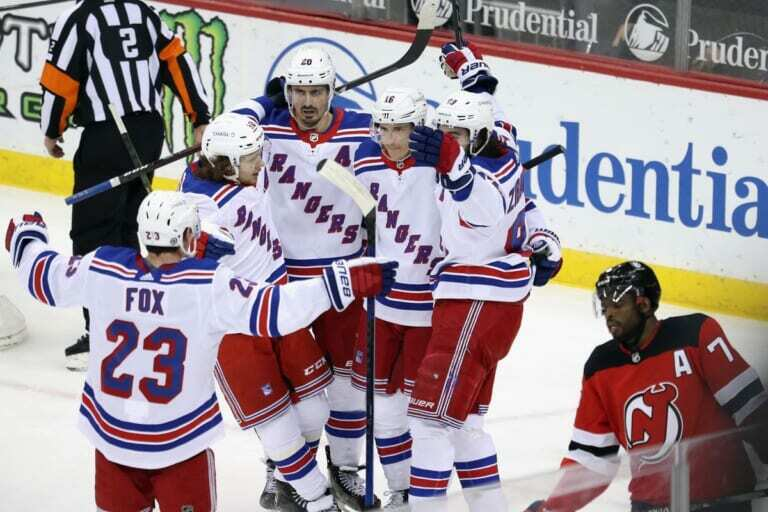 New York Rangers continue to find ways to win during playoff push