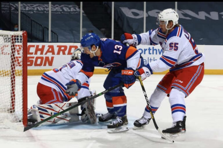 The Rangers might be the perfect remedy for the Islanders to get out of their funk