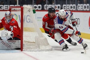 Three New York Rangers named to the Team USA Roster