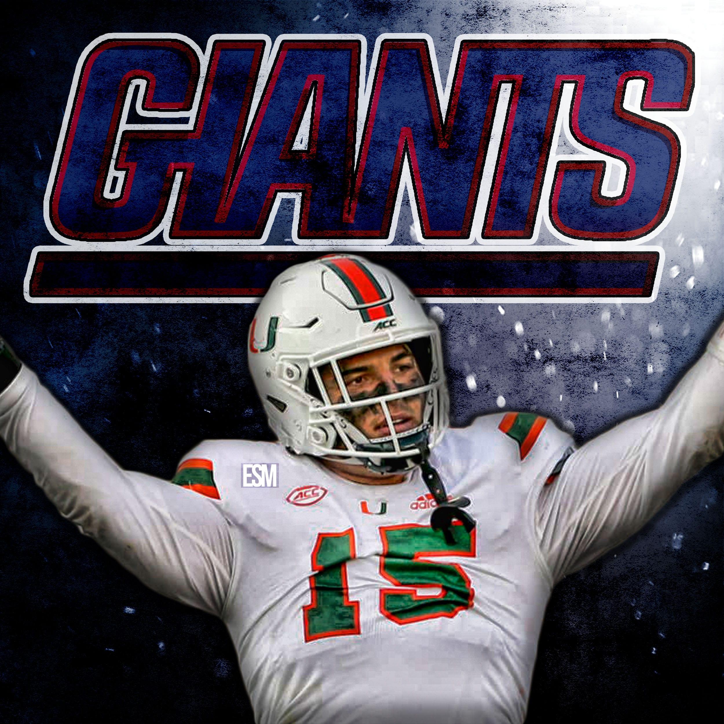 new york giants, jaelan phillips