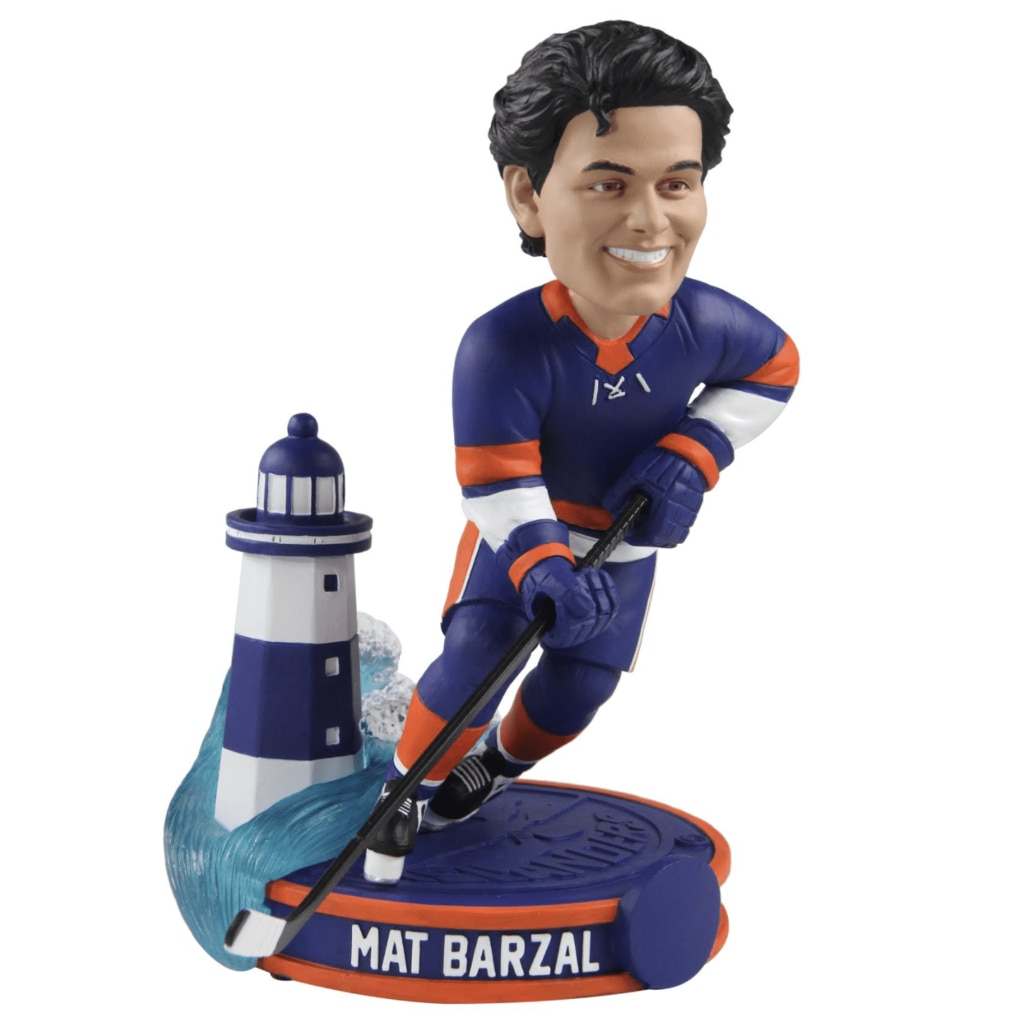 new york islanders, matt barzal