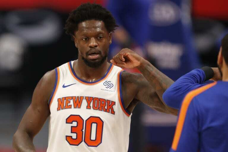 new york knicks, julius randle