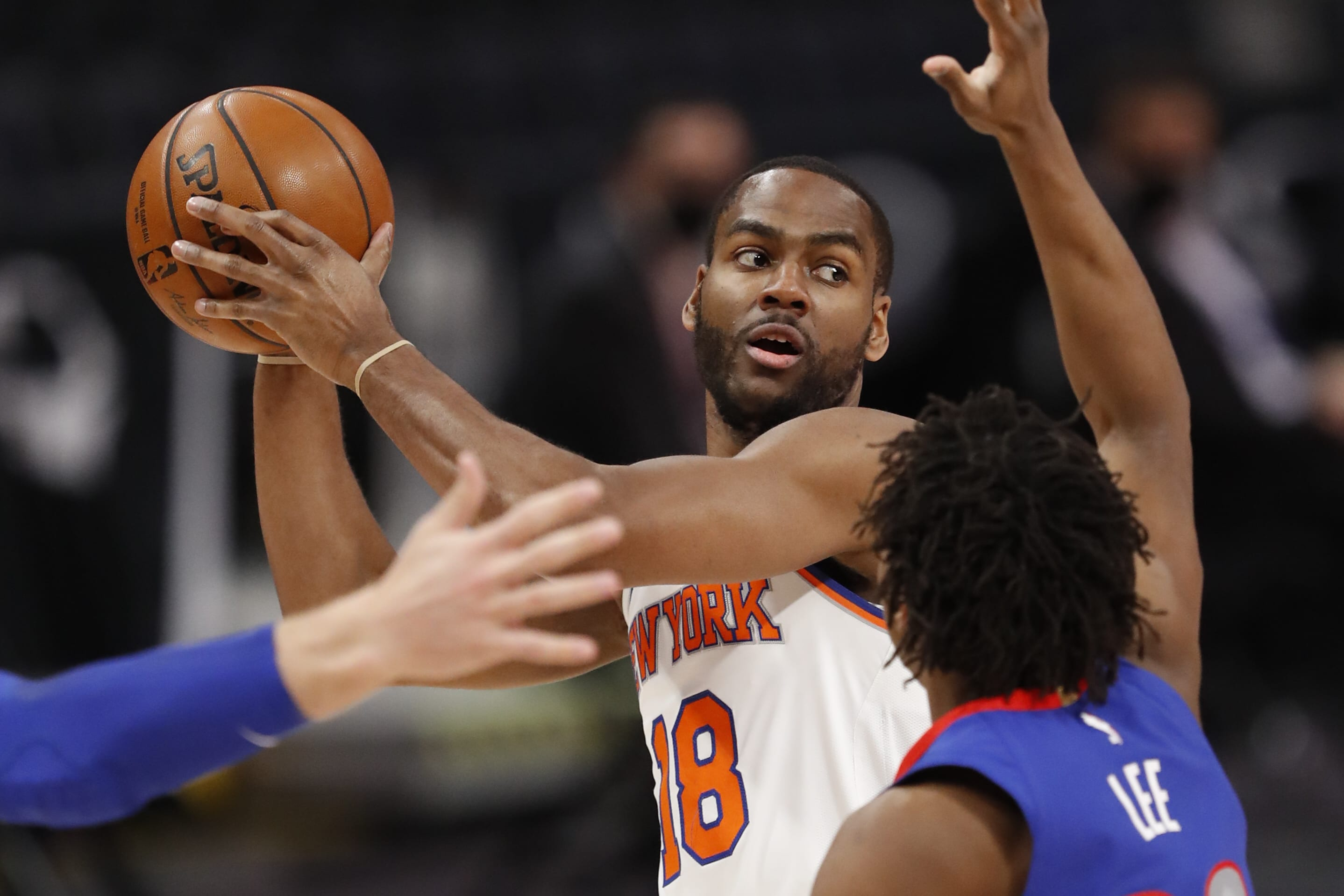 New York Knicks, Alec Burks