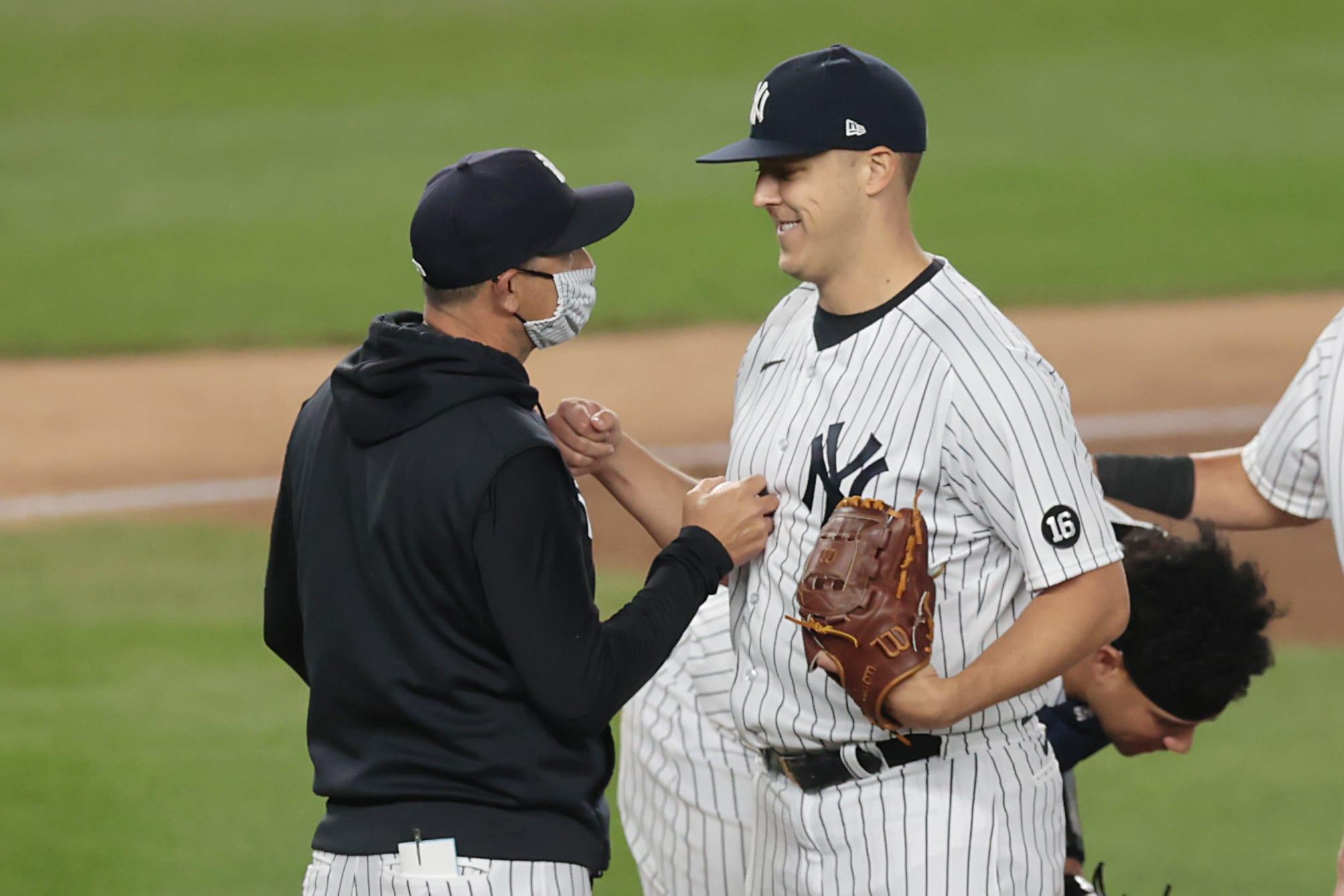 New York Yankees, Aaron Boone, jameson taillon