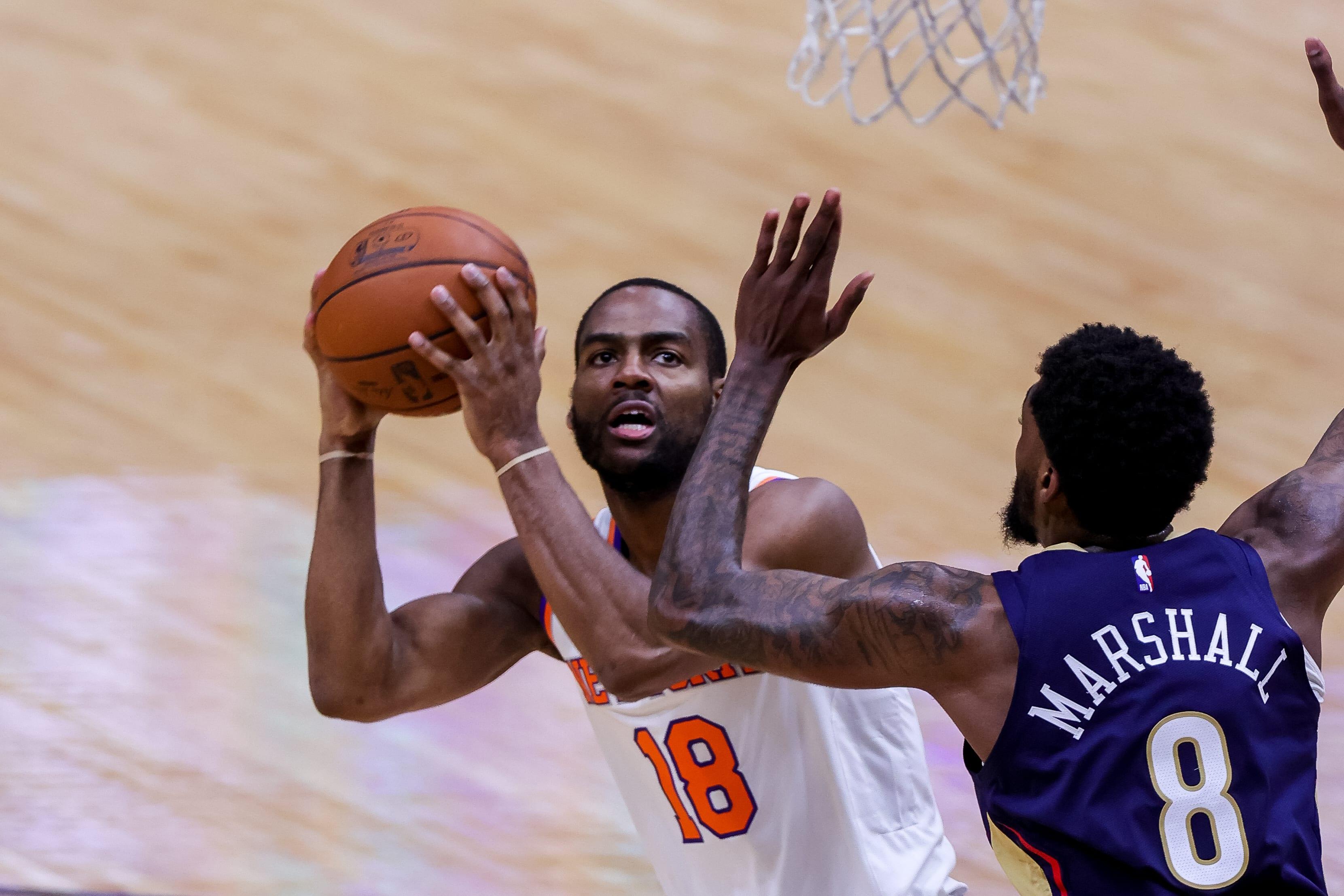 New York Knicks, Alec Burks