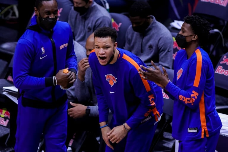 4 Knicks' players on the roster bubble as training camp approaches