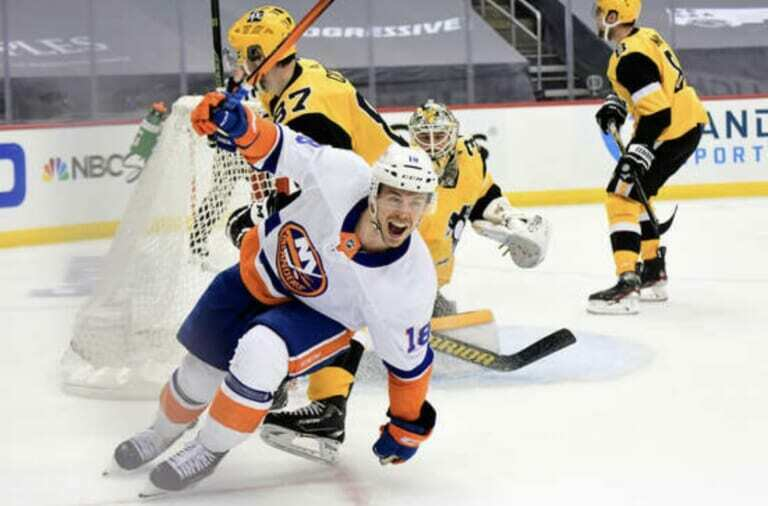 Islanders' Anthony Beauvillier proving once again the playoffs are his time