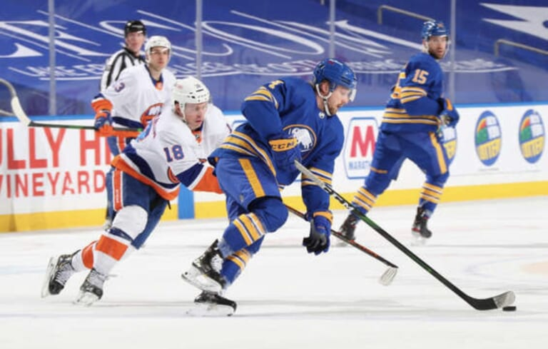 Last night's loss for the Islanders was a first, and shouldn't happen again