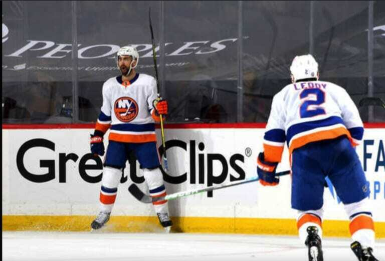 One quirky but important part the Islanders game five win