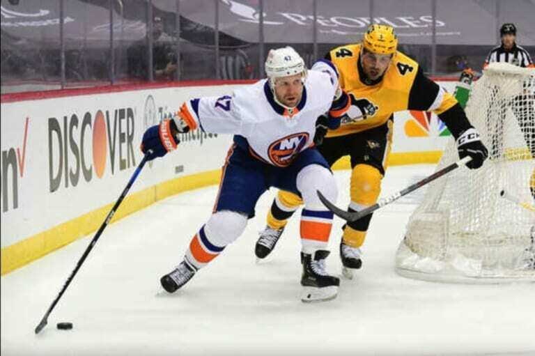 The Islanders need Leo Komarov continuing to be himself the rest of the first round